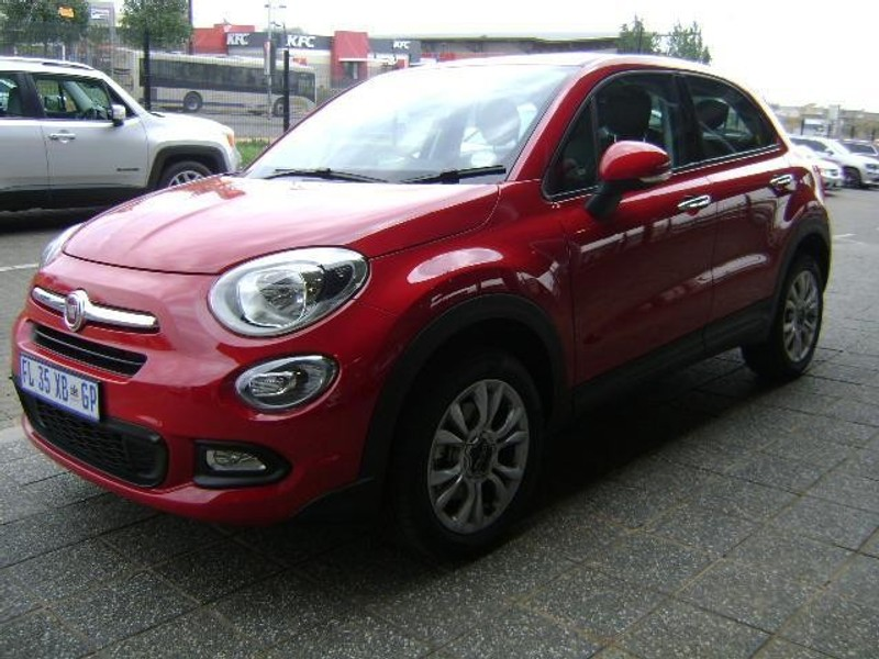 used fiat 500x 1 6 pop star for sale in gauteng id 1620454. Black Bedroom Furniture Sets. Home Design Ideas