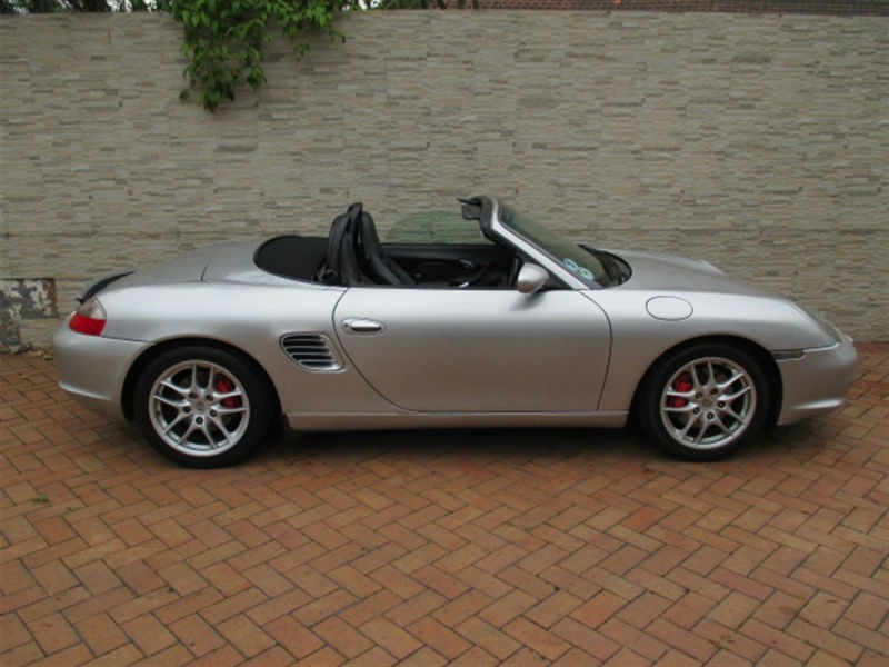 used porsche boxster s tiptronic 987 for sale in kwazulu. Black Bedroom Furniture Sets. Home Design Ideas