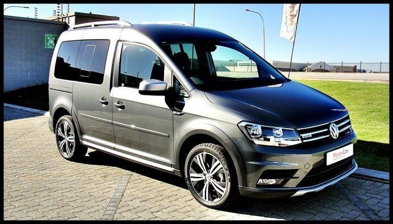 used volkswagen caddy alltrack 2 0 tdi for sale in western cape id 1620741. Black Bedroom Furniture Sets. Home Design Ideas