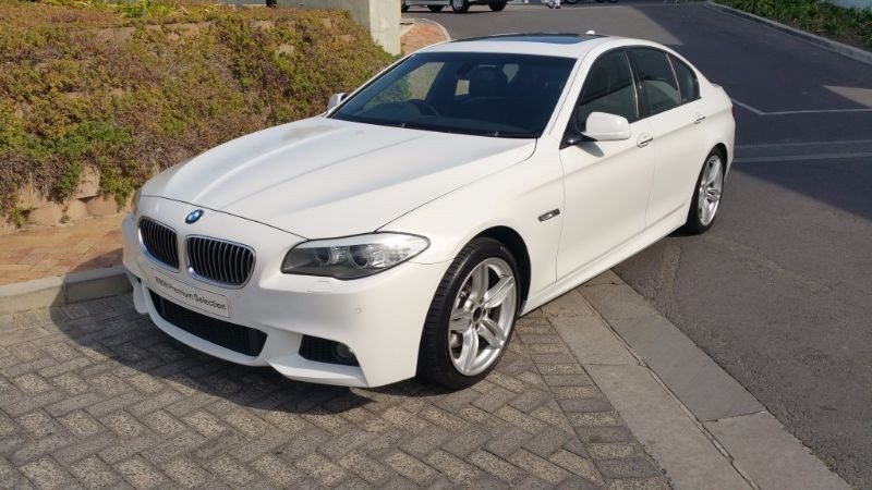 used bmw 5 series 535i m sport a t f10 for sale in western cape id 1620832. Black Bedroom Furniture Sets. Home Design Ideas