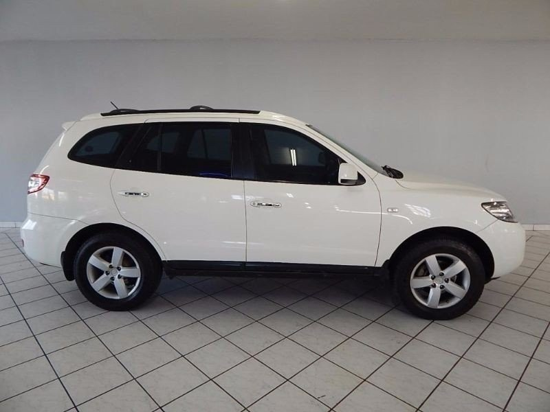 used hyundai santa fe 2 2 crdi for sale in gauteng   cars co za id 1622257