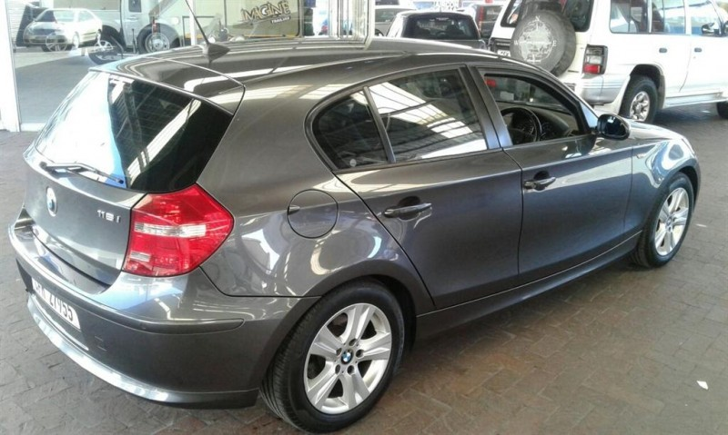 used bmw 1 series 116i e87 for sale in western cape id 1622380. Black Bedroom Furniture Sets. Home Design Ideas