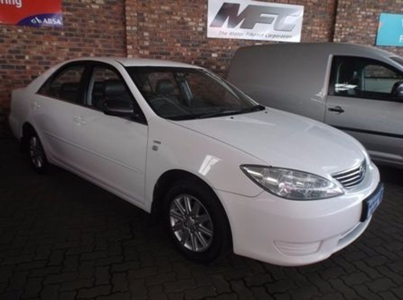 used toyota camry 2 4 xli for sale in gauteng id 1622481. Black Bedroom Furniture Sets. Home Design Ideas