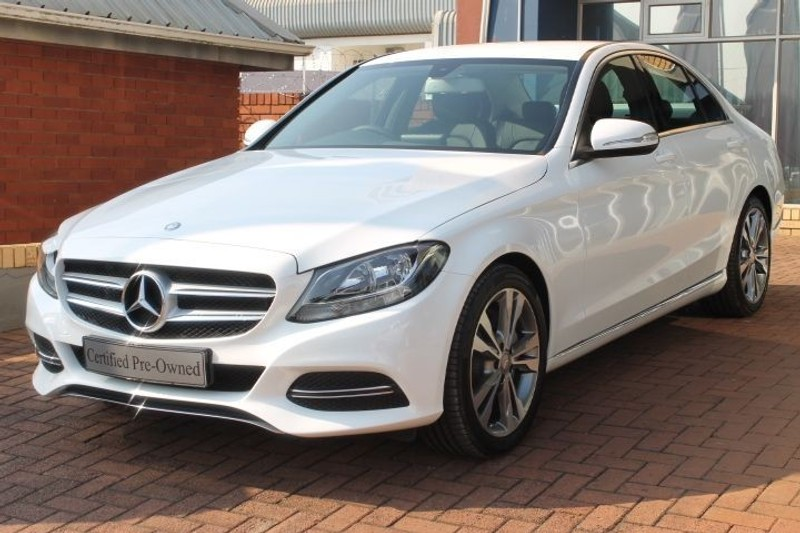 Used mercedes benz c class c250 demo vehicle with low for Mercedes benz demo cars