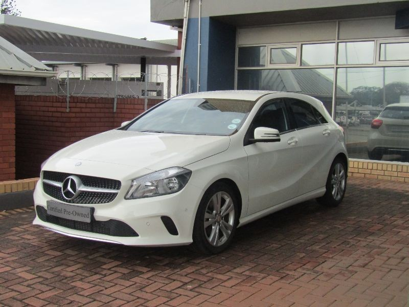 Used mercedes benz a class a200 d demo vehicle with low for Mercedes benz demo cars