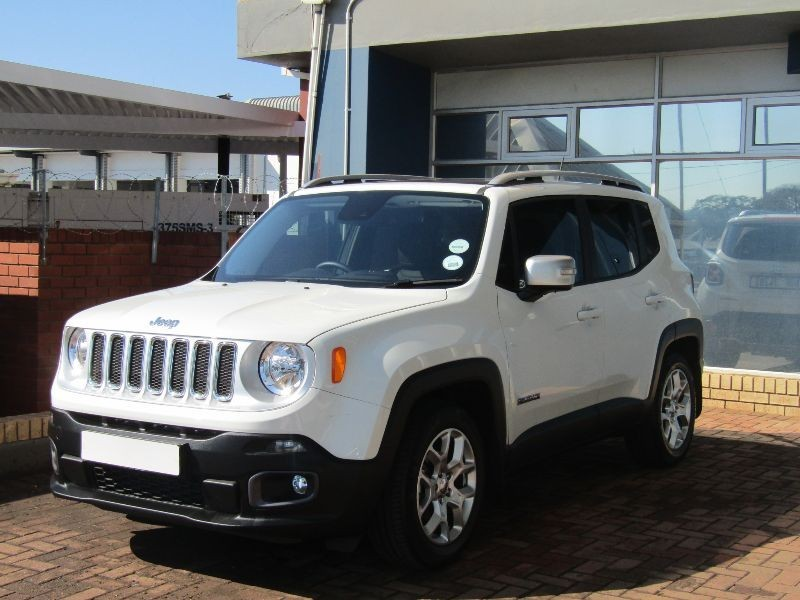 used jeep renegade demo vehicle with low mileage for sale in kwazulu natal id 1622612. Black Bedroom Furniture Sets. Home Design Ideas