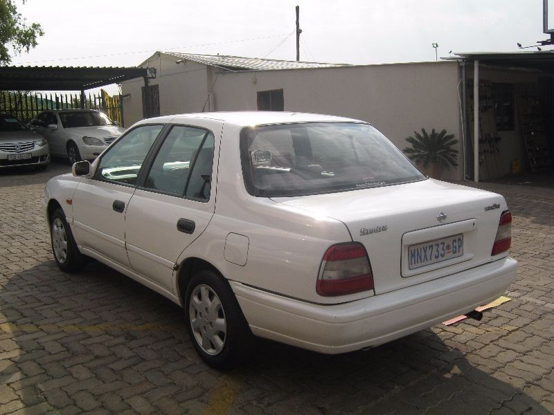 Used Nissan Sentra 160 Gsi A/t A/c for sale in Gauteng ...