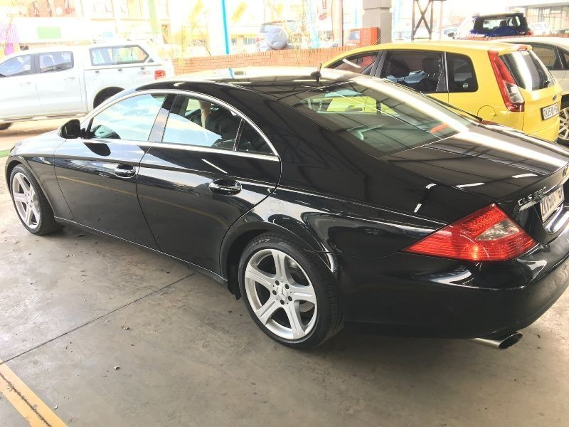 Used mercedes benz cls class cls 350 for sale in gauteng for Used mercedes benz cls for sale