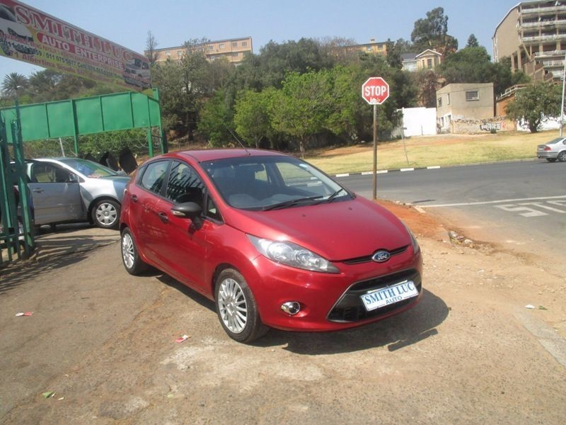 used ford fiesta 1 4 trend 5 door for sale in gauteng id 1623194. Black Bedroom Furniture Sets. Home Design Ideas