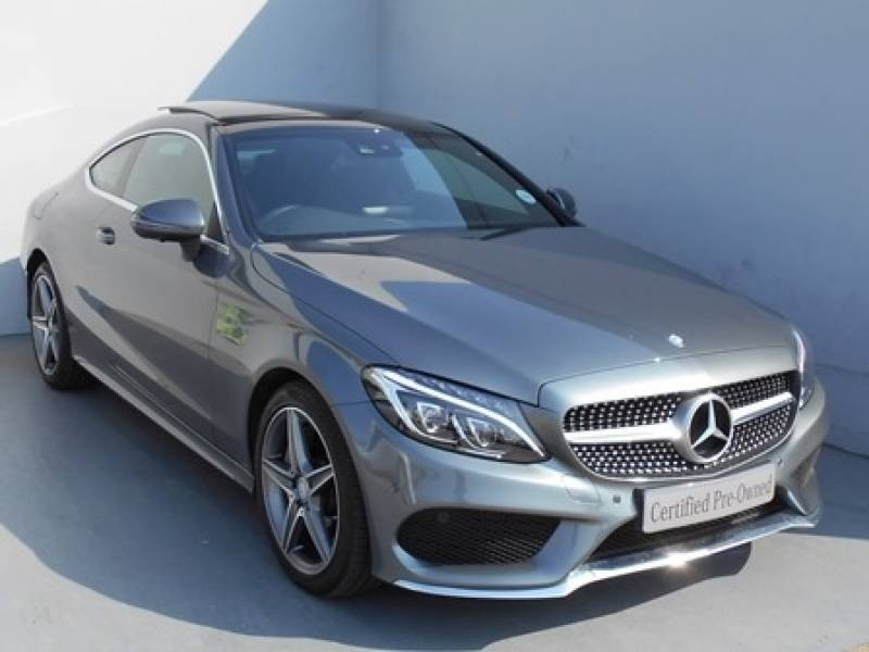used mercedes benz c class c300 coupe for sale in kwazulu
