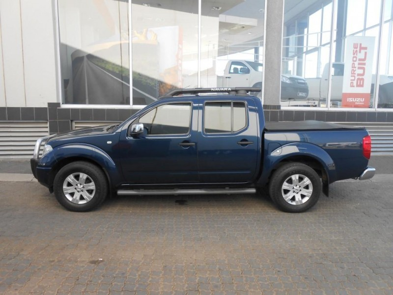 used nissan navara 4 0 v6 p u d c for sale in gauteng id 1624274. Black Bedroom Furniture Sets. Home Design Ideas