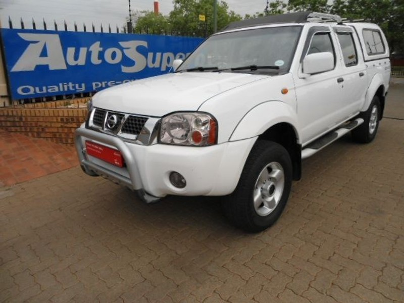 used nissan hardbody iii 3000td sel double cab 4x4 for sale in gauteng id 1624774. Black Bedroom Furniture Sets. Home Design Ideas