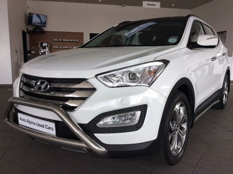 used hyundai santa fe 2013 hyundai sante fe r2 2 7 seater elite auto for sale in gauteng cars. Black Bedroom Furniture Sets. Home Design Ideas
