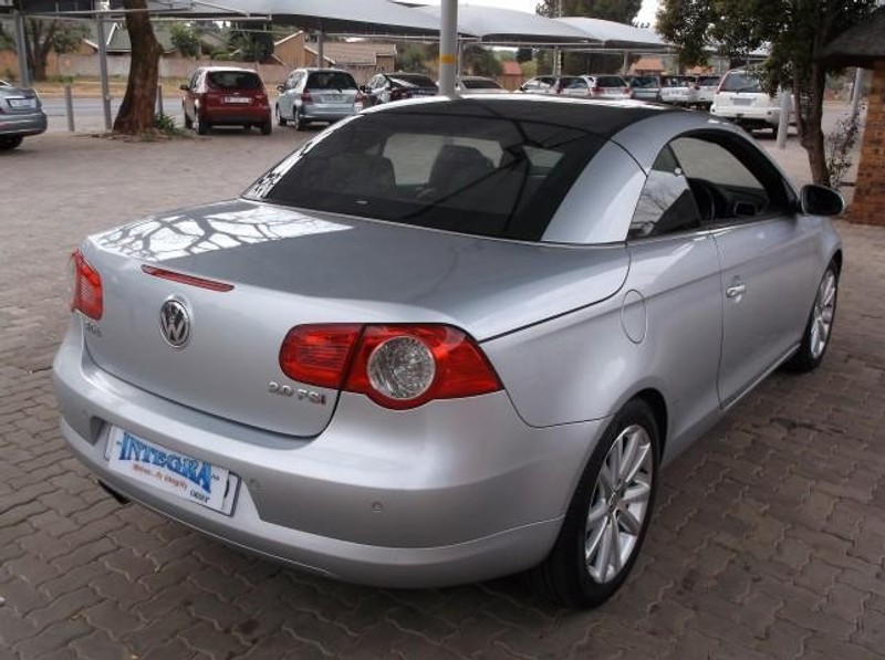used volkswagen eos fsi sportline dsg for sale in. Black Bedroom Furniture Sets. Home Design Ideas