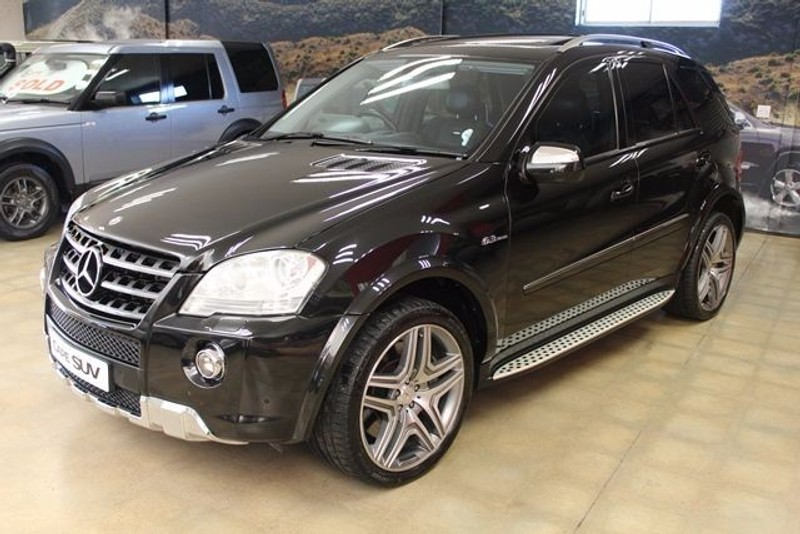 Used mercedes benz m class ml 63 amg for sale in western for 2009 mercedes benz ml350 price