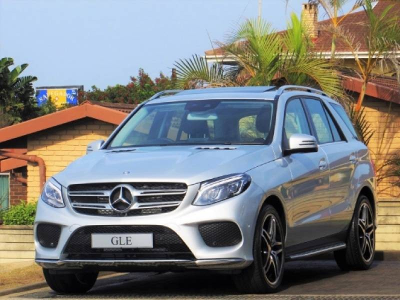 used mercedes benz gle class 350d 4matic for sale in kwazulu natal id 1625659. Black Bedroom Furniture Sets. Home Design Ideas