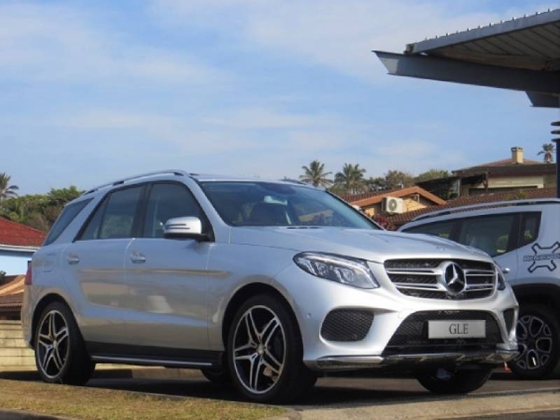 Used mercedes benz gle class 350d 4matic for sale in for Mercedes benz financial report 2016