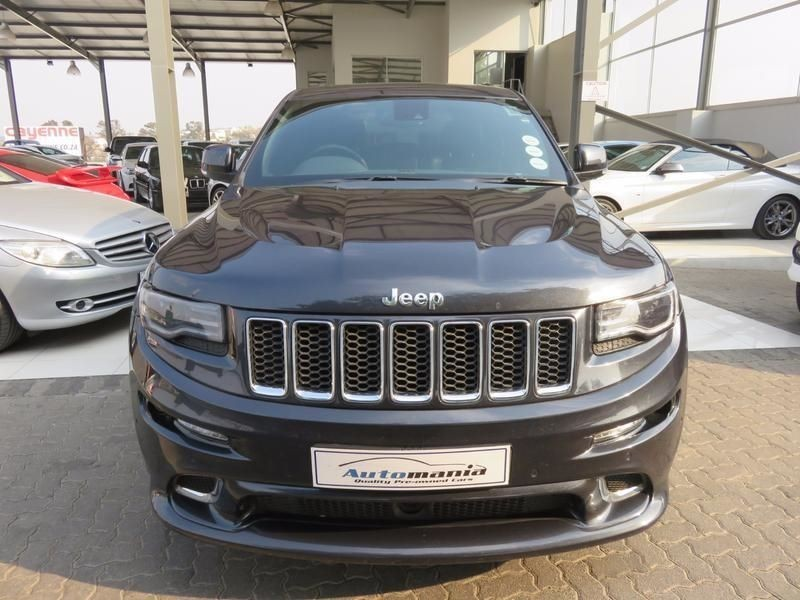 used jeep grand cherokee jeep grand cherokee srt8 for sale in gauteng. Black Bedroom Furniture Sets. Home Design Ideas