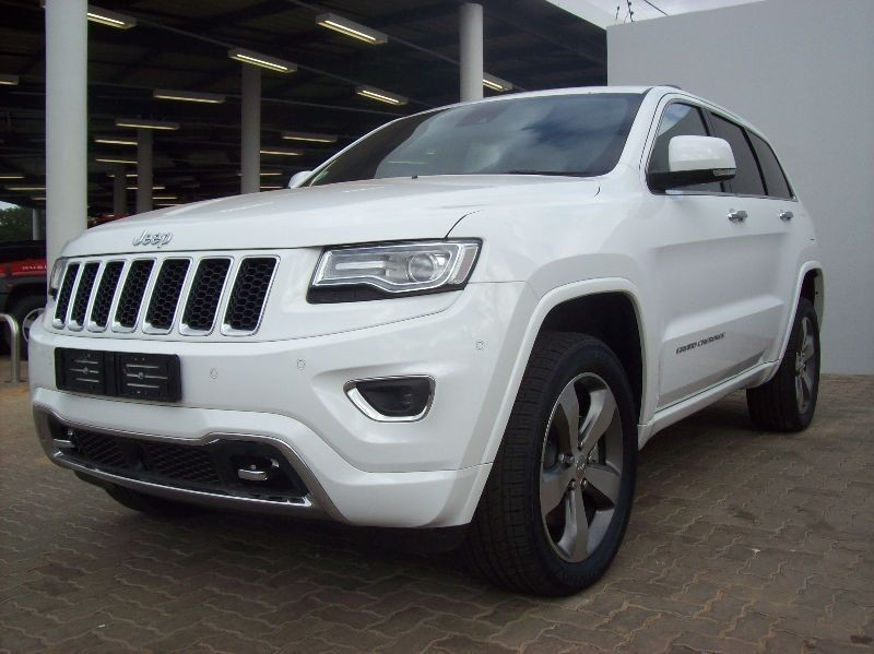 used jeep grand cherokee v6 crd overland for sale in gauteng id 1626406. Black Bedroom Furniture Sets. Home Design Ideas