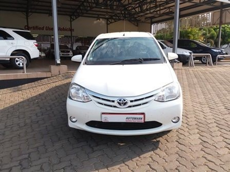 Used Toyota Etios 1.5 Xs for sale in Kwazulu Natal - Cars ...