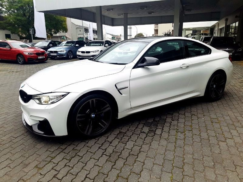 used bmw m4 coupe m dct turbo for sale in western cape id 1627449. Black Bedroom Furniture Sets. Home Design Ideas