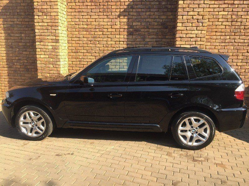 used bmw x3 2007 bmw x3 m sport auto for sale in. Black Bedroom Furniture Sets. Home Design Ideas