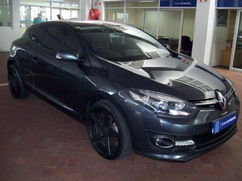 used renault megane iii 1 6 dynamique coupe 3 door for sale in western cape id. Black Bedroom Furniture Sets. Home Design Ideas