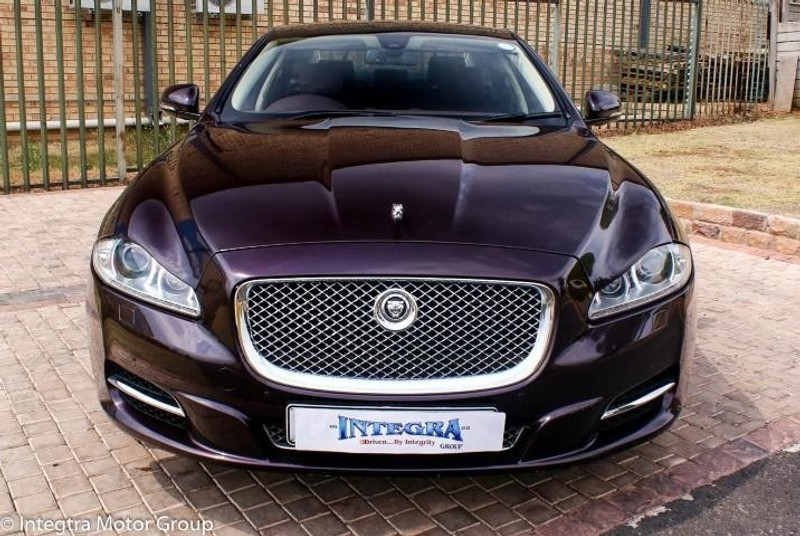 used jaguar xj 5 0 v8 s c supersport lwb for sale in. Black Bedroom Furniture Sets. Home Design Ideas