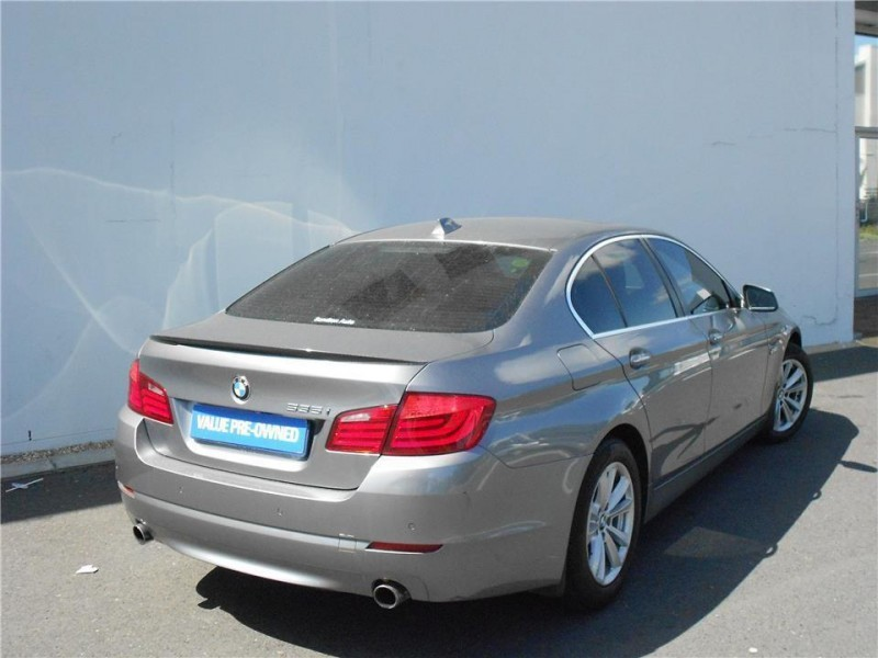 used bmw 5 series 535i a t f10 for sale in western cape. Black Bedroom Furniture Sets. Home Design Ideas