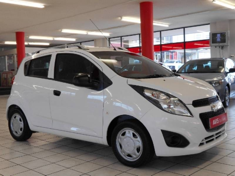 used chevrolet spark 1 2 l 5dr for sale in gauteng id 1628814. Black Bedroom Furniture Sets. Home Design Ideas