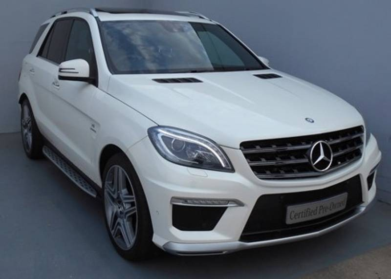 Used mercedes benz m class ml 63 amg for sale in kwazulu for 2014 mercedes benz m class ml63 amg