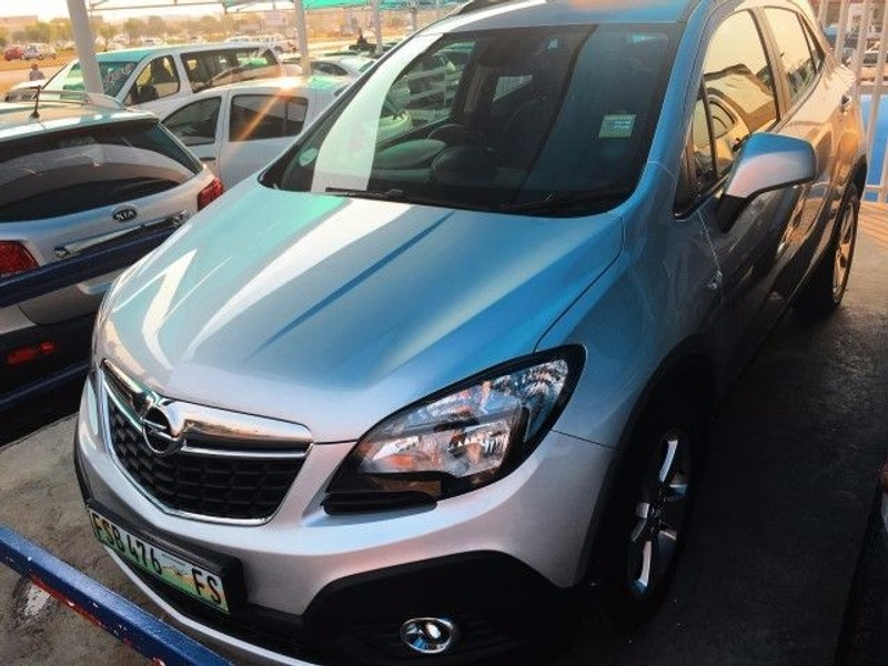 used opel mokka 1 4t cosmo auto for sale in gauteng id 1629991. Black Bedroom Furniture Sets. Home Design Ideas