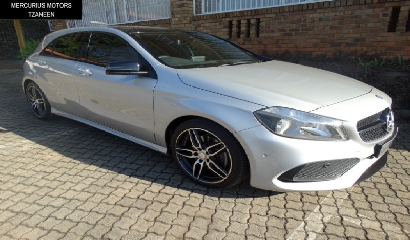 used mercedes benz a class a220 cdi be amg sport auto for sale in limpopo id 1630137. Black Bedroom Furniture Sets. Home Design Ideas