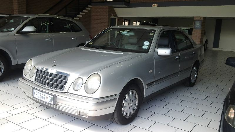 Used mercedes benz e class e 250 for sale in gauteng for 1997 mercedes benz e class
