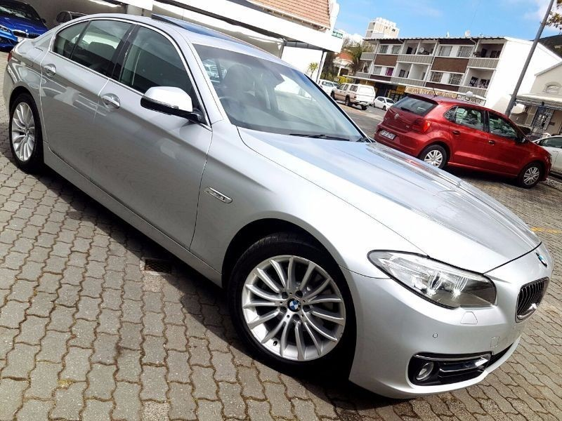 used bmw 5 series 520 diesel auto luxury line for sale in western cape id 1630643. Black Bedroom Furniture Sets. Home Design Ideas
