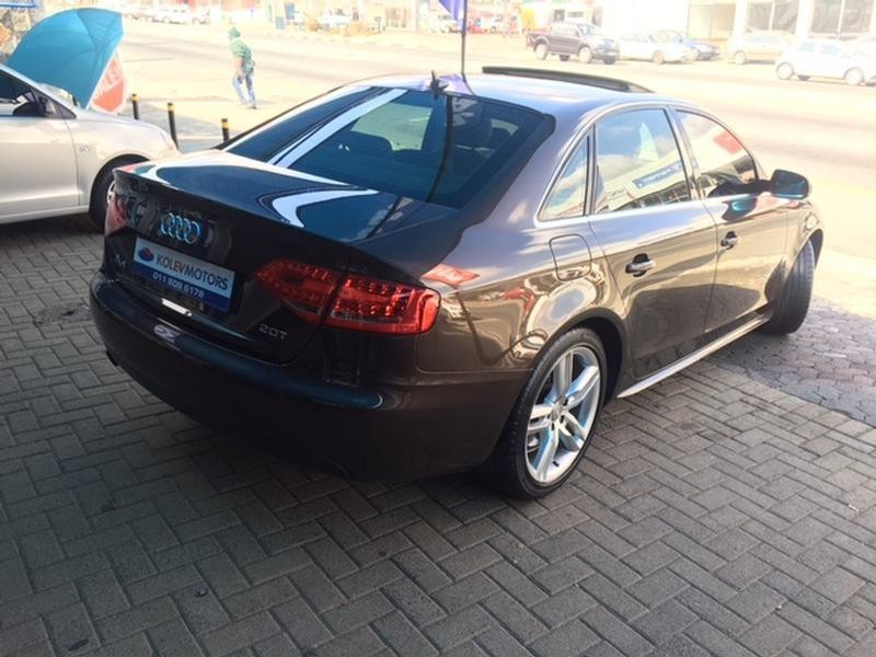 used audi a4 ambition b8 for sale in gauteng id 1630680. Black Bedroom Furniture Sets. Home Design Ideas