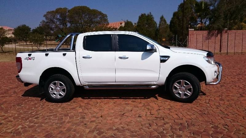 used ford ranger 3 2tdci xlt 4x4 p u d c for sale in gauteng cars co za id 1630844