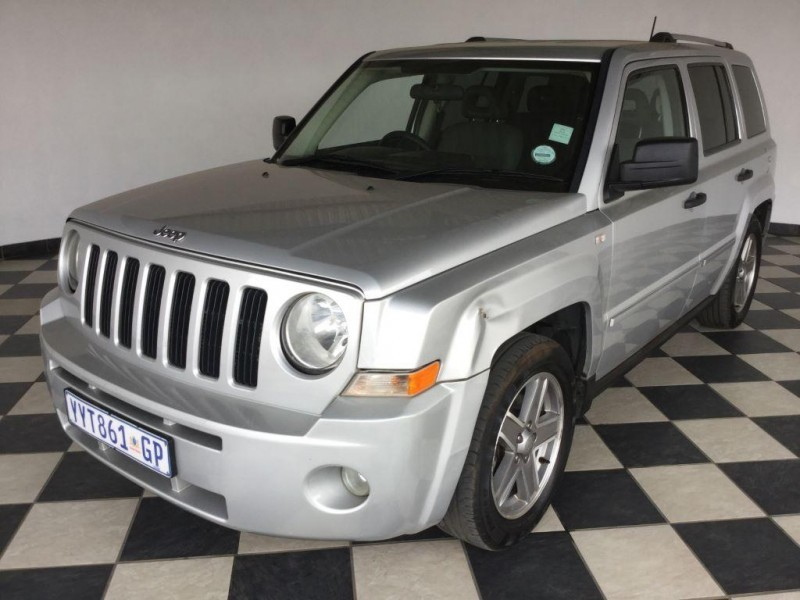 used jeep patriot 2 4 limited cvt a t for sale in gauteng id 1630938. Black Bedroom Furniture Sets. Home Design Ideas