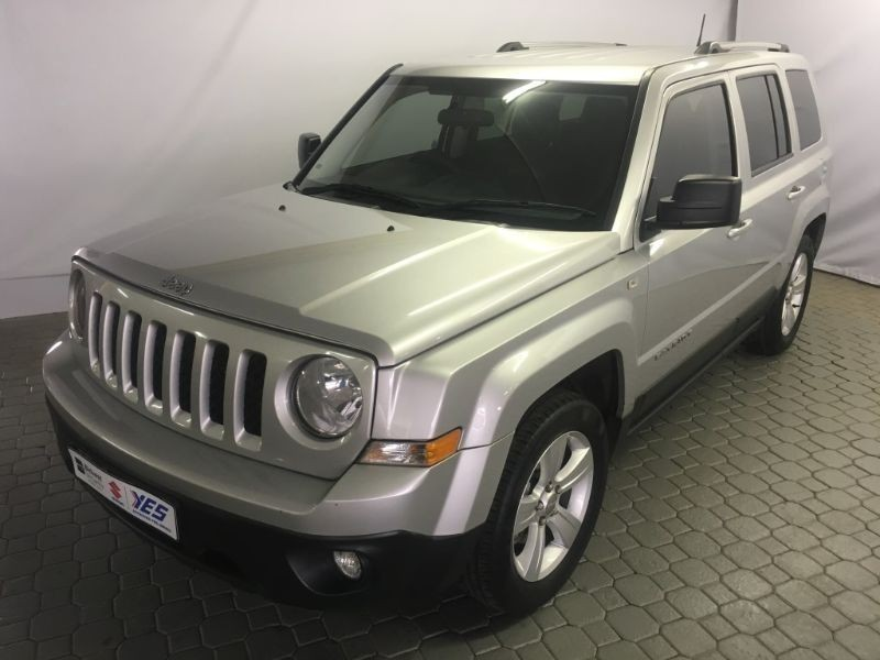 used jeep patriot 2 4 limited for sale in gauteng cars. Black Bedroom Furniture Sets. Home Design Ideas