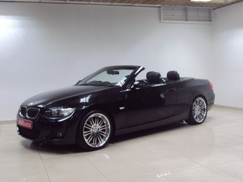 used bmw 3 series 335i convertible m sport auto e93 navigation for sale in gauteng. Black Bedroom Furniture Sets. Home Design Ideas