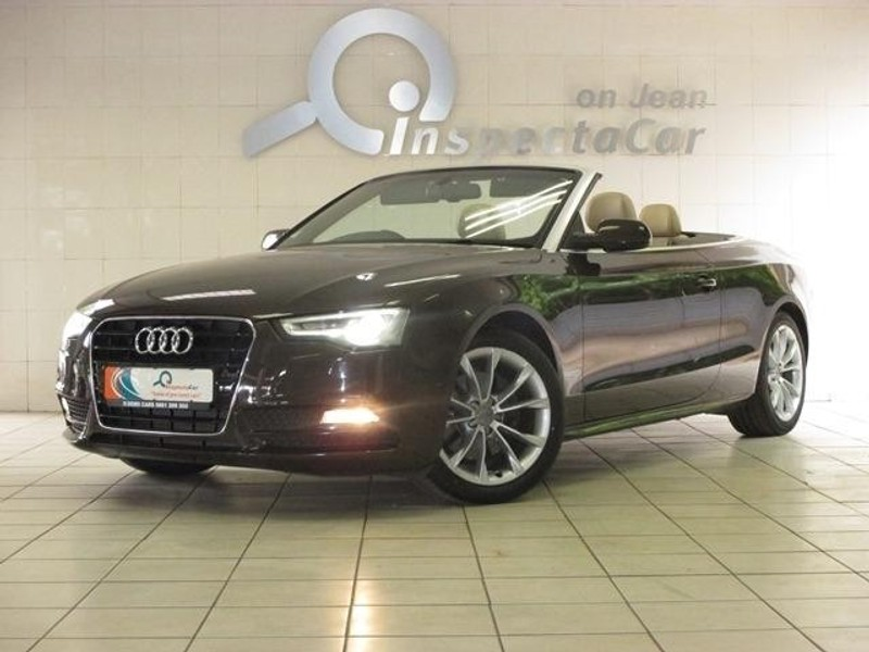 used audi a5 2 0 tfsi cabriolet mtronic for sale in gauteng id 1631912. Black Bedroom Furniture Sets. Home Design Ideas