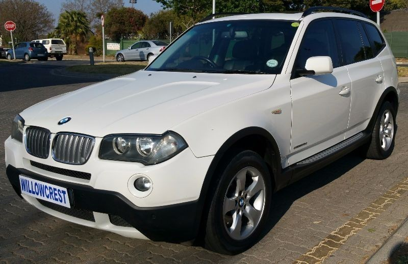 used bmw x3 xdrive a t for sale in gauteng id 1632540. Black Bedroom Furniture Sets. Home Design Ideas