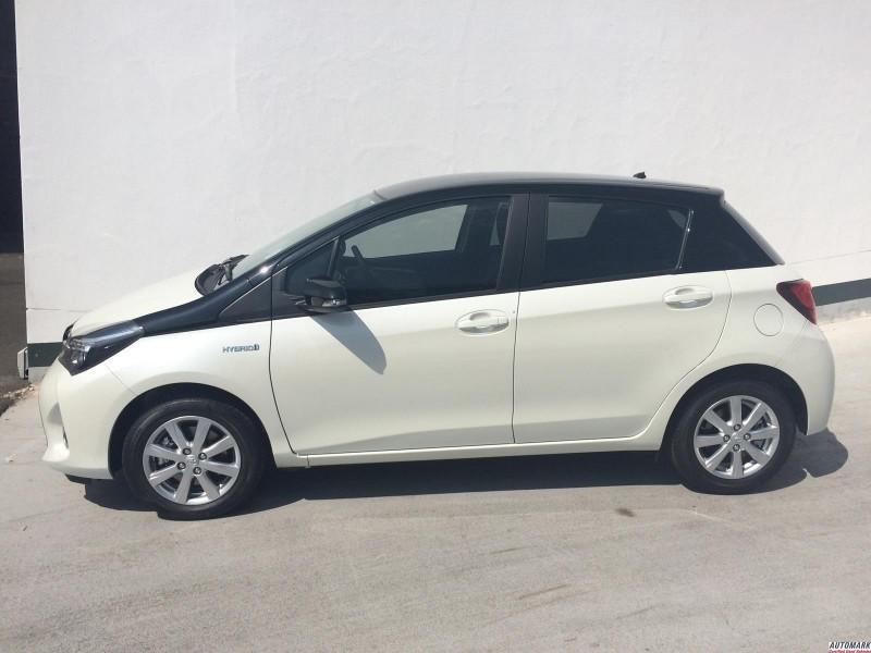 Toyota Yaris Hybride 2016 : used toyota yaris 1 5 hybrid 5 door for sale in gauteng id 1632603 ~ Gottalentnigeria.com Avis de Voitures