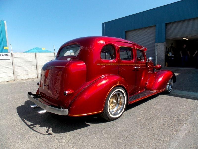 Used chevrolet fleetline 1936 chevrolet sedan custom for 1936 chevy sedan 4 door