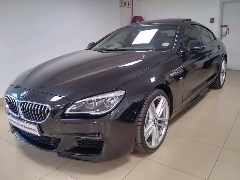 used bmw 6 series 640i gran coupe m sport for sale in gauteng id 1634982. Black Bedroom Furniture Sets. Home Design Ideas