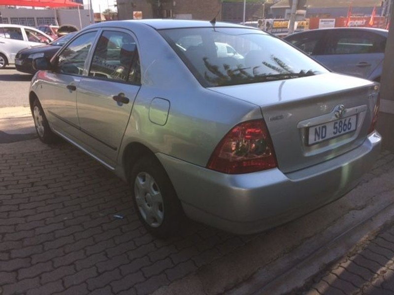 Used Toyota Corolla 140i For Sale In Kwazulu Natal Cars