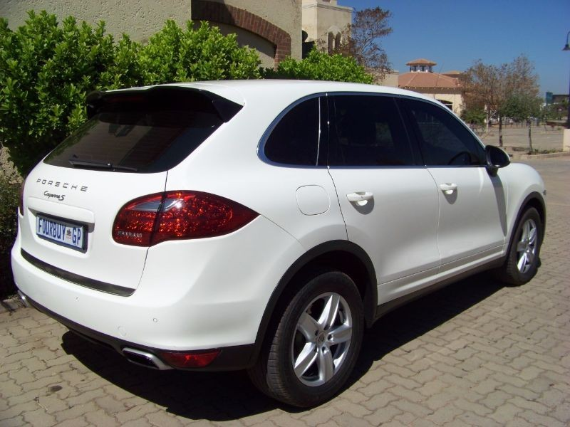 used porsche cayenne s tiptronic for sale in gauteng. Black Bedroom Furniture Sets. Home Design Ideas