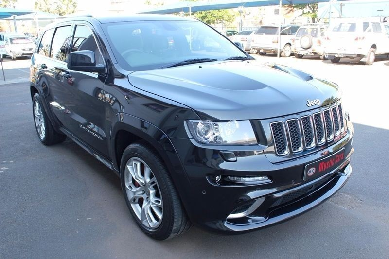 used jeep grand cherokee 6 4 srt for sale in kwazulu natal id 1635803. Black Bedroom Furniture Sets. Home Design Ideas