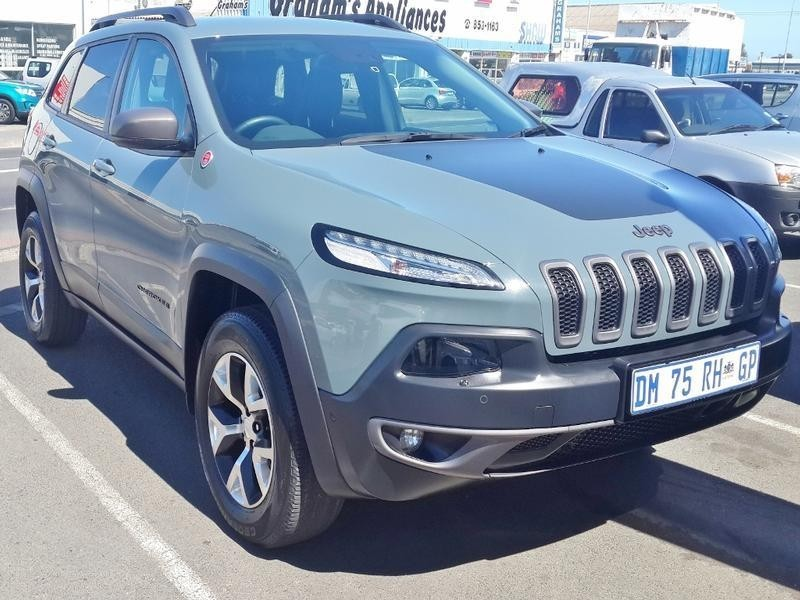 used jeep cherokee 3 2 trailhawk auto for sale in western cape id 1636624. Black Bedroom Furniture Sets. Home Design Ideas