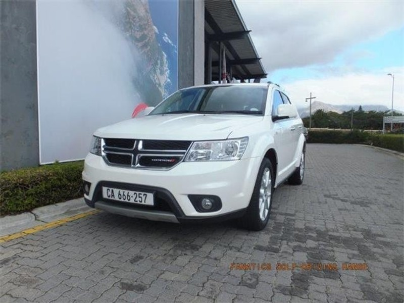 used cars western cape make dodge journey